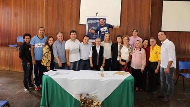 Realizado em Valparaíso o 2º Encontro Regional de Programas Sociais Goianos