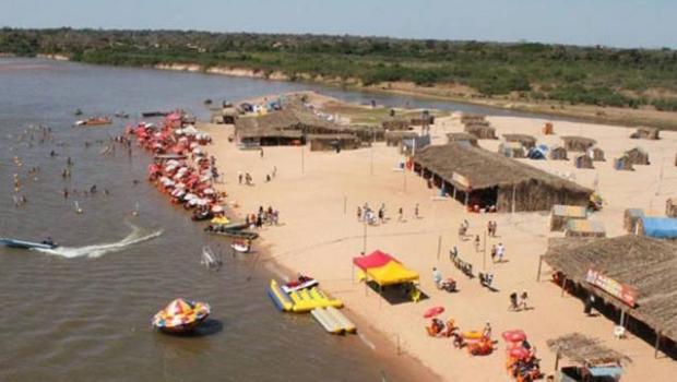 MPF recomenda regularização do uso e ocupação de praias no rio Araguaia