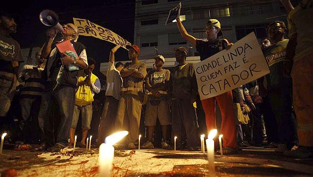 Execução do carroceiro em São Paulo prova: o Brasil mata sem dó seus filhos mais vulneráveis