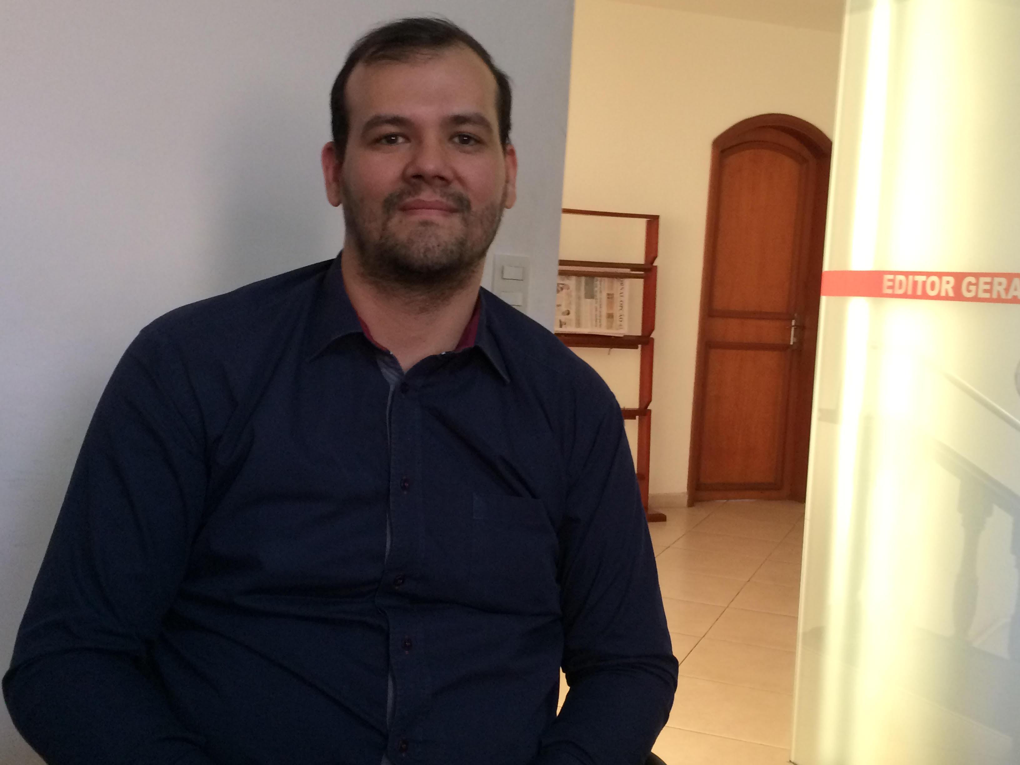 Cleyton Ferreira Lima espera obter apoio do prefeito de Rio Verde para disputar mandato de deputado