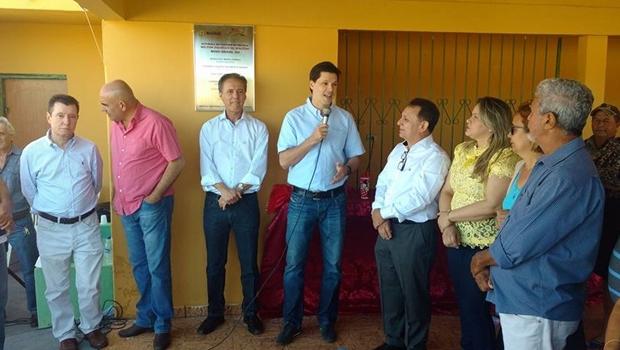 Daniel Vilela faz versão primo pobre do Goiás na Frente