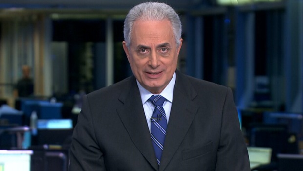 Vídeo chocante mostra William Waack destilando racismo em pleno estúdio da Globo
