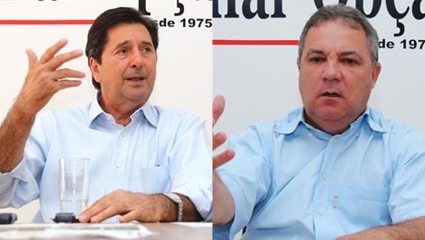 Misael Oliveira aposta que Maguito Vilela será o candidato a governador pelo PMDB
