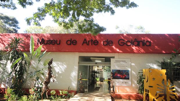 Museu de Arte de Goiânia recebe exposição itinerante de G. Fogaça e Pitágoras