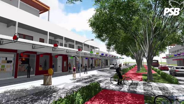 Shopping a céu aberto põe comerciantes e Paço Municipal em rota de colisão