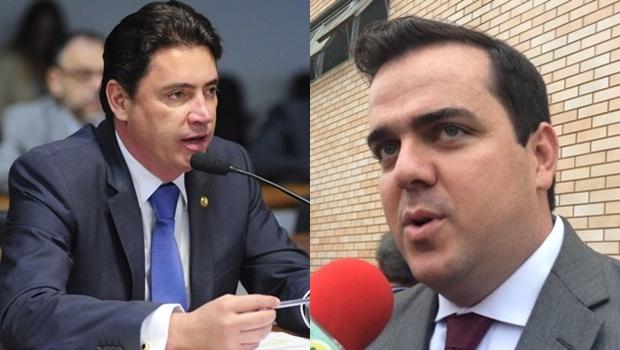 Sandes Júnior diz que Wilder Morais liberou R$ 50 milhões para Aparecida de Goiânia