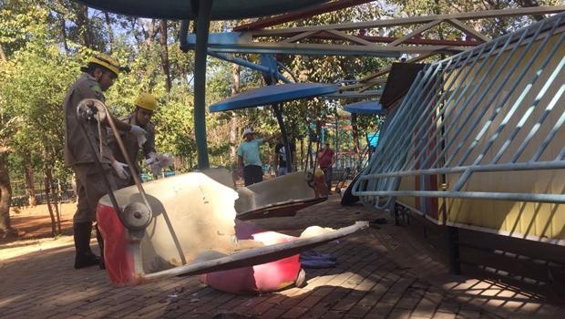 Polícia Civil deve ter cuidado para, a respeito do acidente do Mutirama, não produzir bode expiatório