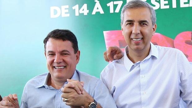 Prefeito do PMDB elogia trabalho de José Eliton