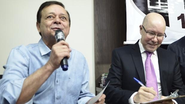Demóstenes Torres filia-se ao PTB para disputar mandato de senador