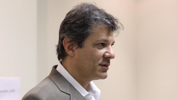Haddad afirma que PT acerta em apostar em Lula para 2018