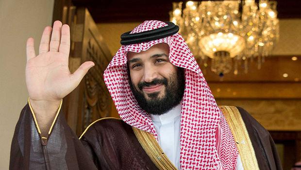 Resultado de imagem para príncipe coroado Mohammed bin Salman