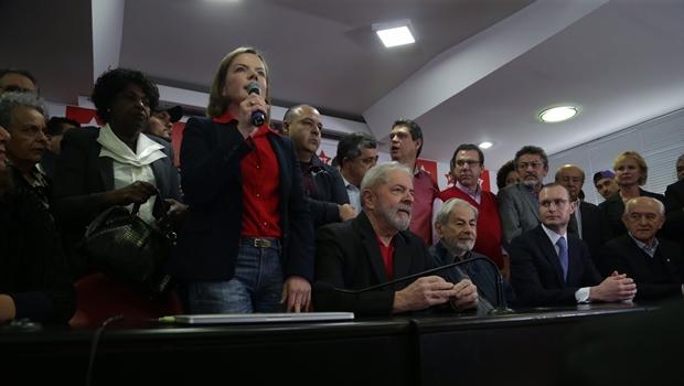 Transferência de Lula é novo ato de perseguição, diz Partido dos Trabalhadores