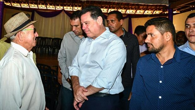 Em Damianópolis, Marconi aumenta crédito do Banco do Povo e determina construção de casas