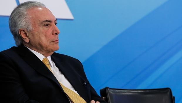Temer sanciona Orçamento de 2018 com previsão de R$ 1,7 bi para fundo eleitoral