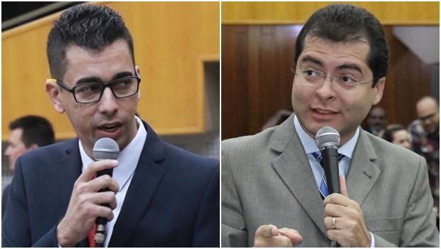 Vinícius Cirqueira e Oséias Varão são os mais cotados para liderança do Paço
