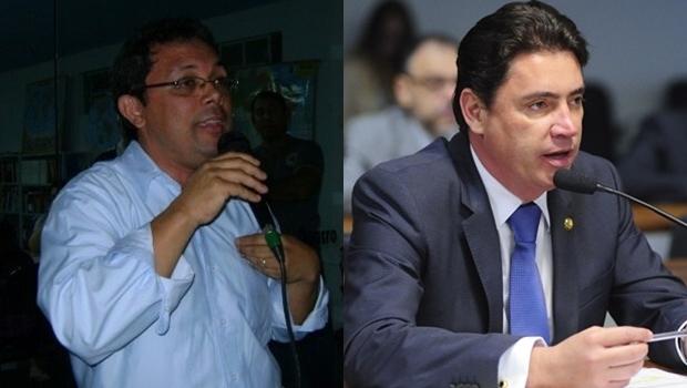 Wilder Morais, se candidato a imortal da AGL, terá de abrir a vaga para Nilson Gomes