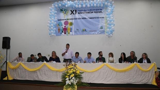 Realizada em Valparaíso a 11ª Conferência Municipal de Assistência Social