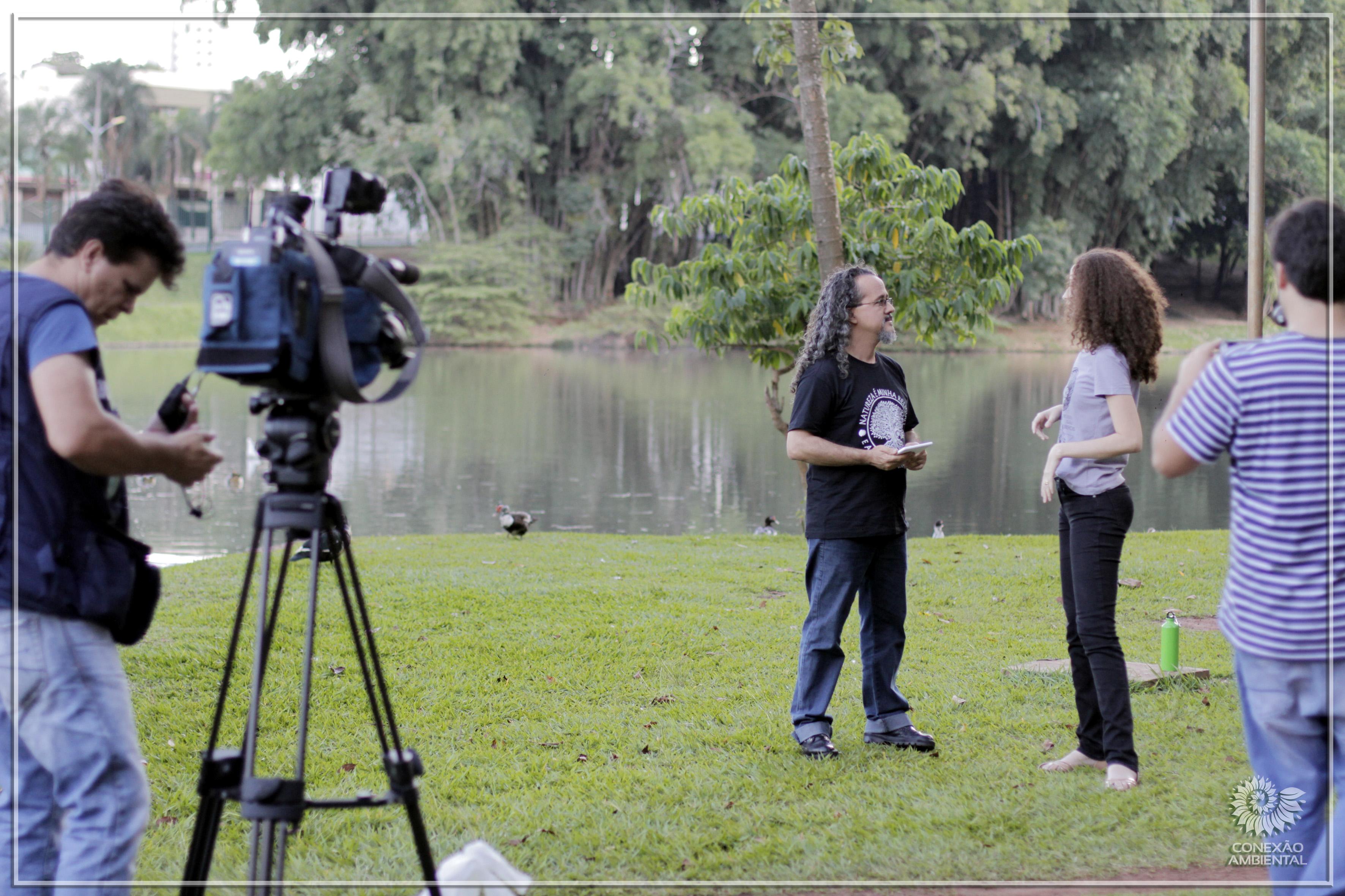 Programa Conexão Ambiental estreia na Televisão Brasil Central