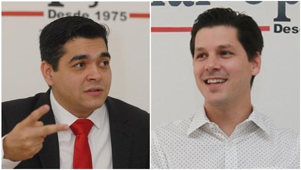 """Tayrone afirma que Daniel está """"descontrolado"""" e desafia deputado para debate"""