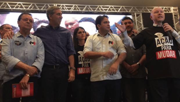 PTB reúne centenas de pessoas em grande evento em Anápolis