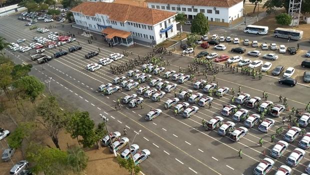 Polícia Militar de Goiás realiza Operação Fecha Goiás