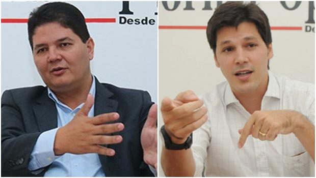 Daniel Vilela projeta chapa com Heuler Cruvinel na vice e Vanderlan Cardoso para senador
