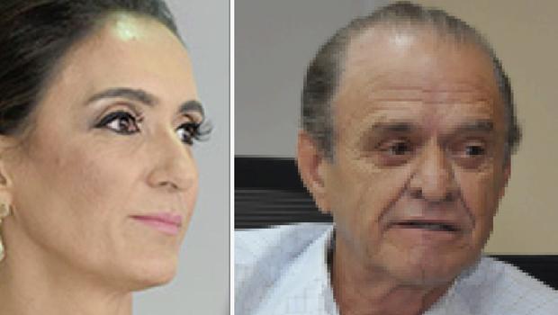 Empresariado de Rio Verde vai bancar Jaqueline Nascimento ou Antônio Chavaglia pra deputado federal
