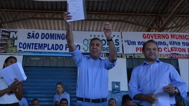 """""""Enquanto o Brasil enfrenta crise, Goiás avança de maneira extraordinária"""", afirma prefeito"""