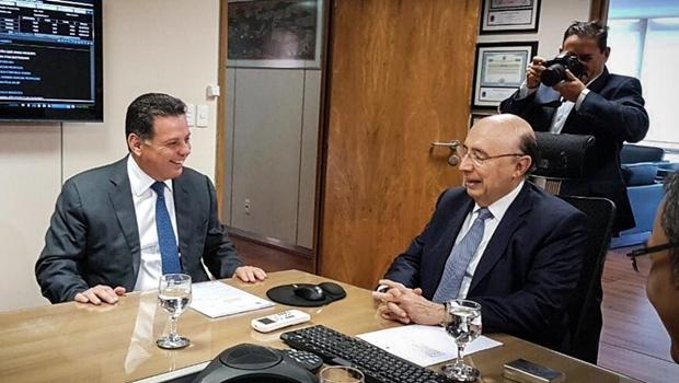 Marconi busca viabilizar empréstimo de R$ 1 bilhão junto ao BNDES