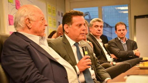 """Marconi diz a empresários que """"Estado brasileiro foi capturado pela burocracia"""""""