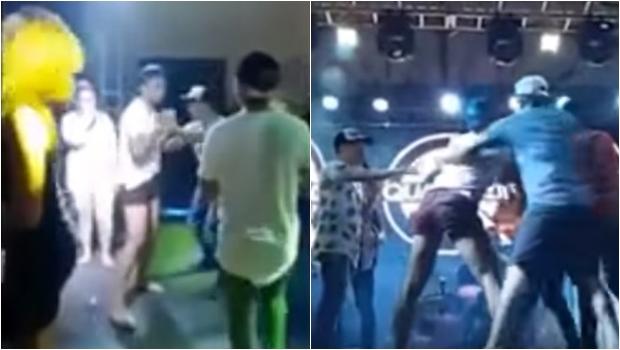 Jovem acusa cantor de homofobia após agressão e brincadeira de mau gosto em show