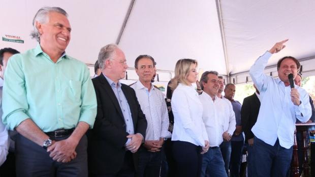 Adib Elias banca Leonardo Rocha pra deputado estadual e José Nelto pra federal