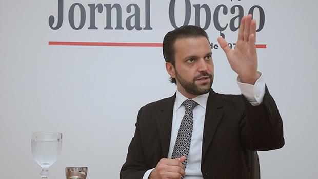 PP aposta na filiação do deputado federal Alexandre Baldy
