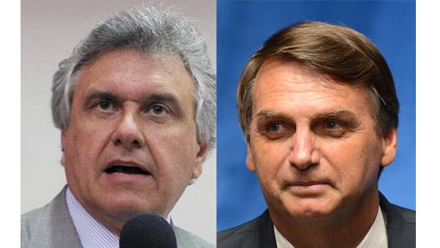 Caiado apoiará Bolsonaro?