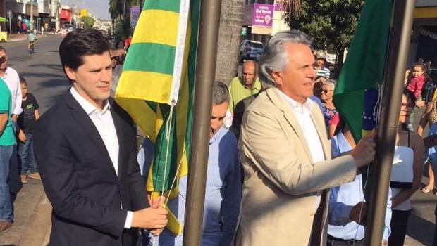Caiado e Daniel Vilela devem começar ataques mútuos em março de 2018