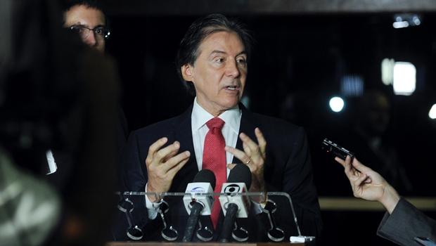 """""""Congresso não aceita aumento ou criação de novos impostos"""", avisa Eunício"""