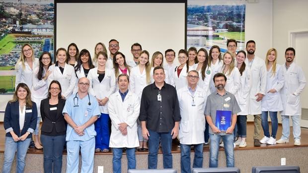 Hugol começa a receber alunos de medicina para internato