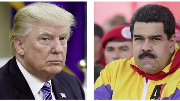 É falso tratar Donald Trump como se fosse o Nicolás Maduro dos Estados Unidos