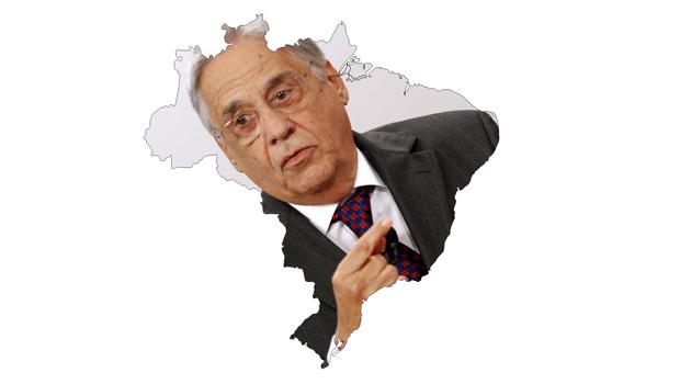 Projeto de Fernando Henrique Cardoso para o Brasil escapar da crise que produz descrença