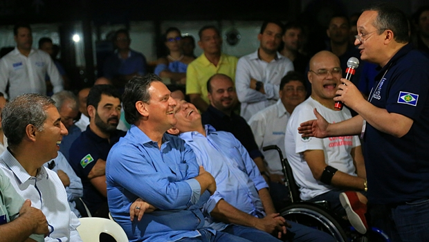 """""""José Eliton será eleito porque é trabalhador e competente"""", diz governador de MT"""