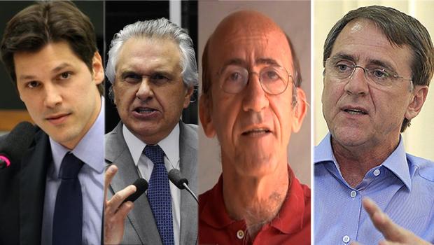 Daniel Vilela só não desiste do DEM se Ronaldo Caiado apoiá-lo. Agora