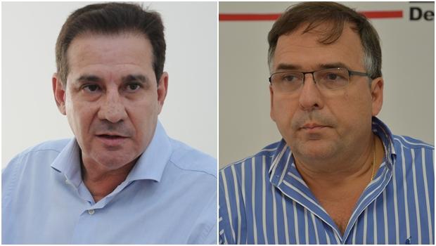 Vanderlan Cardoso apoia Sandro Mabel para presidente da Fieg