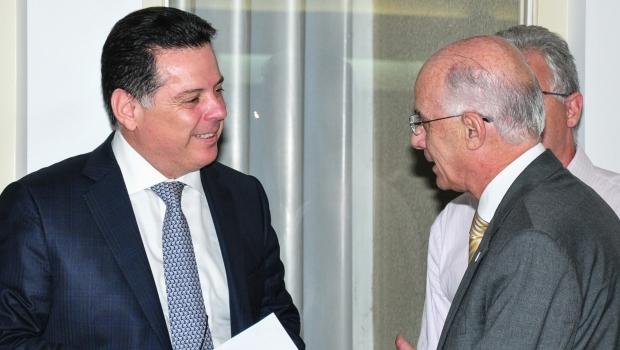 Reitores reconhecem trabalho de Marconi para criação das Federais de Catalão e Jataí