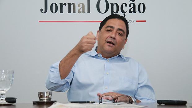 """""""O Goiás na Frente é ideia de uma gestão municipalista e é justo que colhamos os frutos políticos"""""""