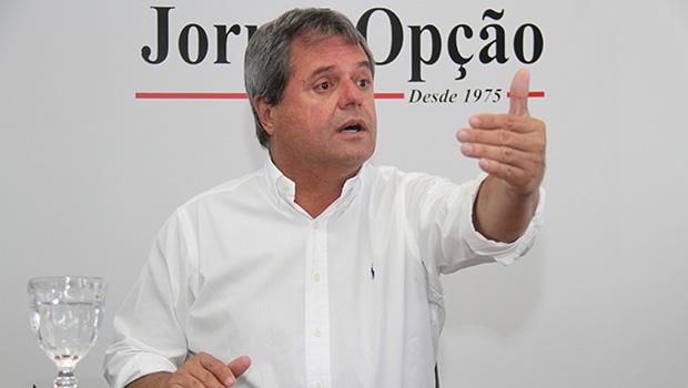 """""""Não levo a candidatura de Caiado a sério, mas para mim seria nosso adversário ideal"""""""