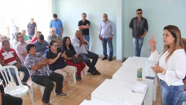 Aleandra Sousa é destaque na região do Entorno