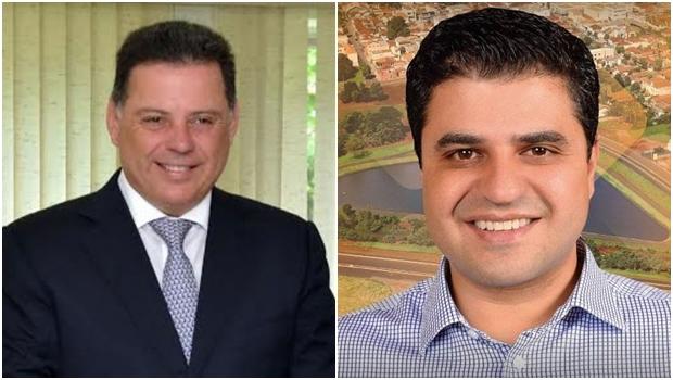 Marconi Perillo libera 3 milhões do Goiás na Frente para prefeito que é filho de Alcides Rodrigues