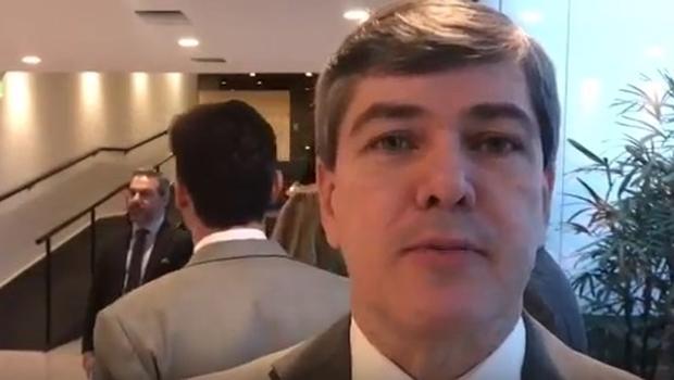 André Rocha deve ser o substituto de Sandro Mabel na presidência da Fieg