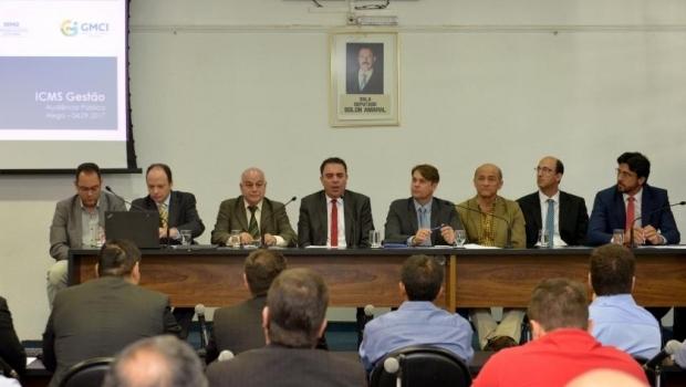Governo debate PEC do ICMS de Gestão em audiência pública