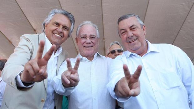 Integrante do PSD admite que José Mário Schreiner vai apoiar Caiado para governador